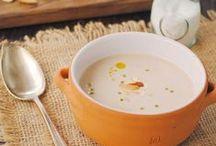 Cremas-Gazpachos-Sopas / by Cocinando con Neus