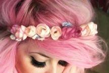 Hair! / by Anna Dalley