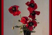 Sugar flowers / by Helenmarie Looker