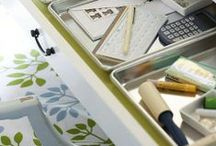 Organizing / by Laura {Peace but not Quiet}