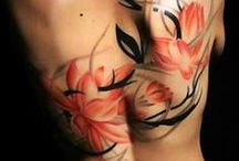 Tattoos ♥ / I have an addiction, it happens.  / by Brittany Vanatta