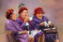 The Golden Years!!! / You are never too old to set another goal or to dream a new dream! / by Nell LaTesta