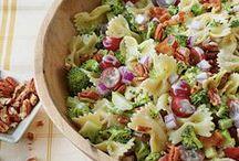 Salads / by Linda Davis