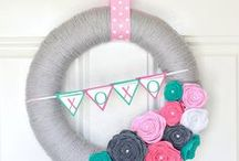 HOLIDAYS / Valentines day, christmas,etc. gifts and projects / by Ashley Carolino