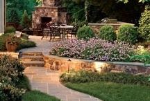 landscaping / by Rochelle Edvalson