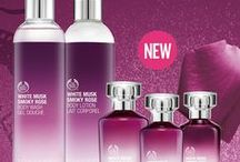 What's New?! / by The Body Shop International