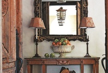 decorating ideas / by Rochelle Edvalson
