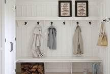 Entry and Mud Room / by Amy Quinn