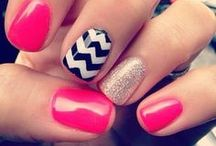 Nails!!! / by Moe Pace
