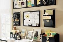Desk organization (AG) / by Andrea Guillén