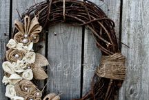 Wreaths / by Stacey Carroll