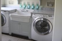 Laundry room / by Stacey Carroll