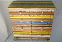 Yardstick/Ruler love / by Stacey Carroll