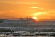 Sunsets Lanzarote  / http://www.gloriapalaceth.com  #lanzarote #travel #viaje #grancanaria #sunset / by Gloria Palace