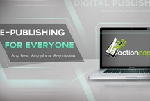 E-publishing & Social Media / Everything you need to know about Social Media integration into your e-publication / by Actionpaper Digital Publishing Solutions