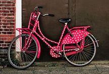 Biking / by Sherri Hefley