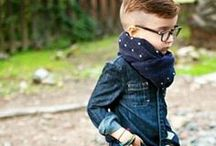 Wee Ones Style / by Rayan Turner / The Design Confidential