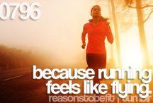 Running & Racing! / by Jillian Oder