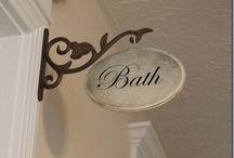 Bathroom / by Beth Workman