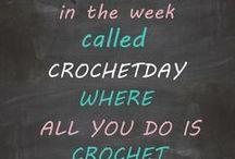 Crochet / by Joyce Marcou
