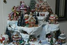 Christmas  ⛪️Villages , Love / by Susy Lopez ♥♡♥♡♥