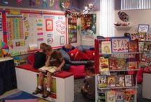 Classroom / preschool classroom/special ed  / by Mikayla Dreyer