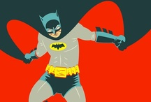 The Dark Crusader / because i love batman, obviously / by Mikayla Dreyer
