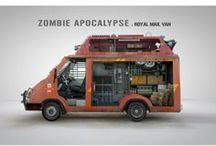 Zombie Apocalypse. / You know it's coming, got your bug out bag, weapons n plan in place? :) here's a few hints.. / by Kai Chivers