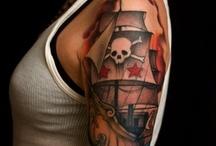 Tattoos / by Gin Garner