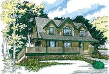 House Plans / by Gwen Toews