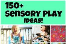 Preschool - Sensory  / by Mikayla Dreyer