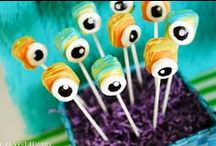 Monster Party / by Paisley Petal Events