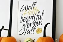 Fall / by Paisley Petal Events