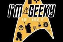 Techno Geek / by Billy Corbin