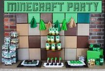 Boys Party Ideas / by Paisley Petal Events