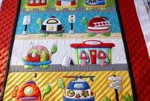 Baby and Children's Quilts / by Janet the quilter