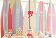 Girl Surf Party / by Paisley Petal Events