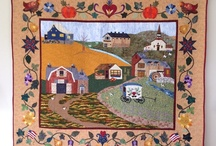 Appliqué Quilts 2 / by Janet the quilter