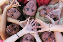 Sigma Kappa and All Other Things Greek / by Abby Corkins