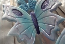 7 - Cakes: Butterflies / by Paula Rodrigues