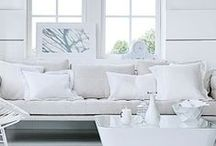 white rooms / by Kim Alberts