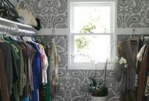 closet spaces / by Kim Alberts