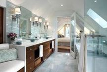 Beautiful Large Baths / by Kim Alberts