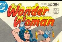 Wonder Woman / by Marlo Brown