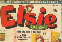 Elsie the Cow / by Marlo Brown