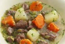 Recipes for Soup/Stew Lovers / by Robin Sauls