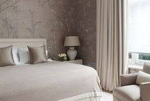 Bedrooms / Examples and ideas for bedrooms  / by Robin Sauls