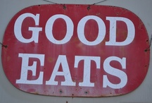Good Eats / by Three Pixie Lane