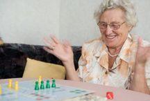 Activity Director Ideas / Ideas for seniors in long term care communities.  / by Renee Alesi Pyatt