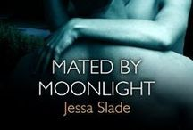 MATED BY MOONLIGHT / Book 3 of the Steel Born / by Jessa Slade